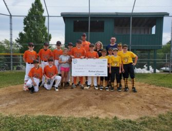 Redbank Chevrolet Makes Donation To Clarion Little League (07/15/20)