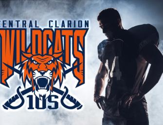Central Clarion Wildcats Football Team Reveals Logo (07/08/20)