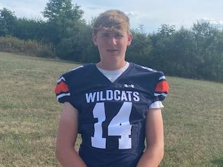 Central Clarion's Beau Verdill Named D9and10Sports District Nine Jim Kelly Special Teams Player of the Year, Ethan Burford and Hunter Craddock Also Named To The Team The All-District 9 Team (Posted 12/07/20)