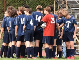 C-L Lions Boys Soccer Splits Their First Two Games (Posted 09/25/20)