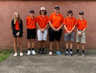 Bobcat Boys Golf Team Claims 2020 KSAC Title, Second Straight Championship (Posted 09/26/20)