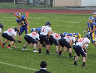 Wildcats' Junior High Football Season Review (Posted 11/19/20)