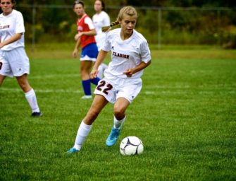 Bobcats Girls Soccer Wins First, Lerch Scores Hat Trick (Posted 09/17/20)