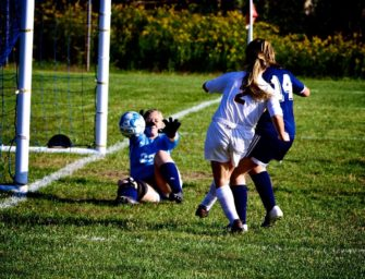 Clarion Area Bobcat Girls Soccer Team records Second Win, Coull Chalks Up Hat Trick (Posted 09/22/20)