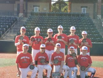 Beaver Valley 11U Red Travel Baseball Team Has Very Successful 2020 Season, Team Includes Clarion's Dylan Smail (Posted 10/14/20)