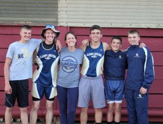 The Alderton (Rankin, Coulson, Hepfl) Clan A Major Cog In C-L Lions Cross Country Success (Posted 10/15/20)