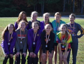 Runners From Five Schools Compete In Coaches 5K Held At Clarion County Park (Posted 10/18/20)