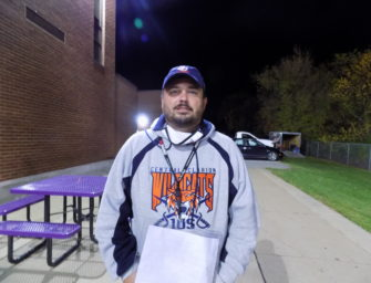 Coach Eggleton Named New Head Coach Of Central Clarion Wildcats