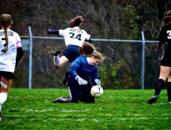 Clarion Area Bobcats Girls Soccer Team Advances To Semifinals, In District Nine Class-A Playoffs With Win Over Curwensville, Coull with Hat Trick (Posted 10/26/20)