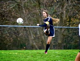 Clarion Area Bobcats Girls Soccer End Playoff Run Against Redbank Valley 1-3 (Posted 10/28/20)