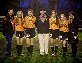 2020 Clarion Area Lady Cats Soccer Team Honors Seniors And Parents (Posted 10/26/20)