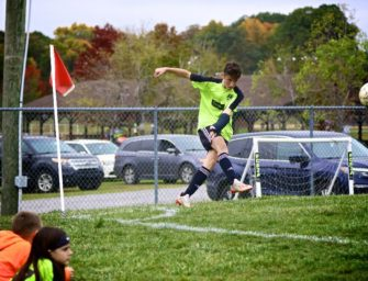 Clarion River Valley Strikers U15 Team Defeats Previously Undefeated Meadville (Posted 10/12/20)