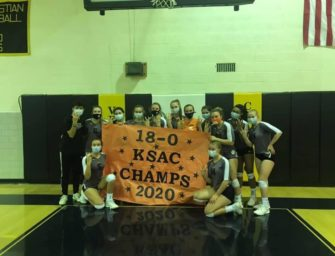 Lady Cats Move Into AVCA/USA Today High School Volleyball Region 2 Rankings (Posted 10/31/20)