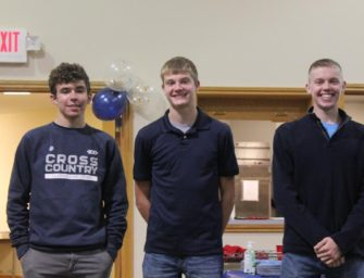 Banquet Held Honoring 2020 Clarion-Limestone Lions Cross Country Team (Posted 11/19/20)