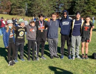 Heartache, Pure Joy & Everything In Between Experienced at the District IX Cross Country Championship Saturday! (Posted 11/02/20)