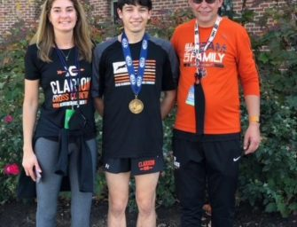 Gavin Hoover Finishes 22nd In PIAA State Class-A , Earns ALL-STATE Honors! (Posted 11/13/20)