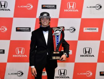 Hunter Yeany, Son Of Area Natives, Crowned Formula 4 US Champion, Sets World Record As Youngest Driver To Earn  FIA F4 Title (Posted 11/05/20)