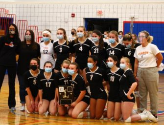 D9and10Sports.com To Audiocast And PCN Select To Videocast Today's Clarion Area Lady Cats' PIAA State Class A Championship Volleyball match with Marian Catholic (Posted 11/21/20)