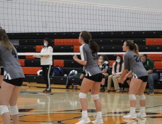 Lady Cats Down Oswayo Valley In District Nine Class-A Volleyball Semifinal, Face Elk County Catholic For Title On Saturday (Posted 11/06/20)