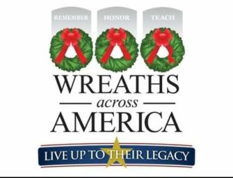 Wreaths Across America Wreath Clean Up At Immaculate Conception And Clarion Cemeteries Goes Very Well; A Number Of Volunteers Help Out