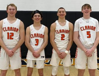 Cal German And Beau Verdill Named To D9and10Sports 2021 All-District Nine Boys Basketball Team