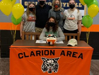 Brenna Campbell To Continue Academic And Volleyball Career At McDaniel College