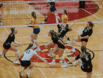 Lady Cats Volleyball Featured In Volleyballmag.com Article, Photo By Local Photographer Bri Kirkland Also Featured