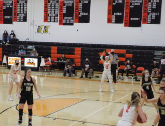 Basketball: Clarion Area Boys And Girls Split Games With Keystone