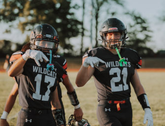 Cutter Boggess And Ethan Burford Named To West Squad For Pennsylvania Scholastic Football Coaches Association 2021 Class 1A-3A East/West All-Star Game