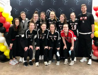 Korrin Burns And Revolution Volleyball Club Teammates Place Second In Charm City Tournament