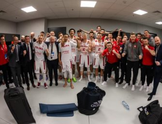 Polish National Basketball Team Qualifies For EuroBasket 2022; Head Coach Mike Taylor Was Standout Athlete And 1990 Clarion Area Graduate