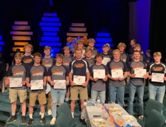 Wildcats Football Boosters Honor Players, Parents, Coaches And Staff At Team Banquet