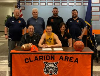 Cal German To Continue Academic And Athletic Career At Juniata College