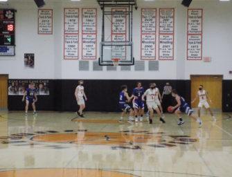 Bobcats Down Falcons In D9 Class-A Boys Basketball Quarterfinals