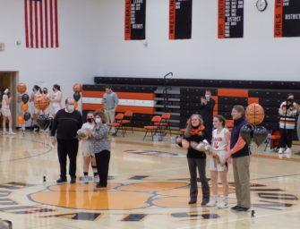 Erica Selfridge Named To 2021 TCW/CE Girls' Basketball All-Star Team.