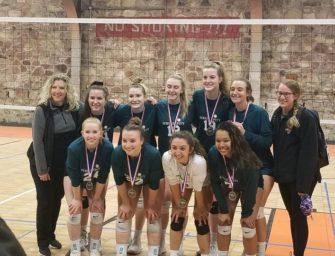 Serendipity 18U Wins Horshoe Volleyball Club Tournament 18U Gold