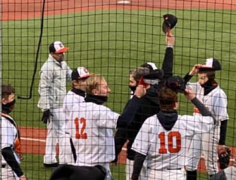 Baseball: Bobcats Down Warriors