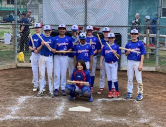 Ethan Rex, Eli Nellis And PA Playmakers 12U Teammates Claim Back To Ball Tournament
