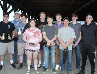 Bobcat Wrestlers Honored At Team Picnic