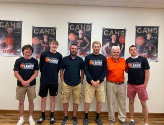 Clarion Area Boys Basketball Boosters Honor Team With Banquet