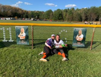 Softball: Lady Cats Come Back From Losses Earlier In The Week To Down Cranberry In Senior Night Game