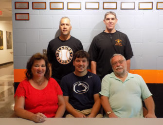 Cole Slaugenhoup To Continue Baseball And Academic Career At Penn State – DuBois