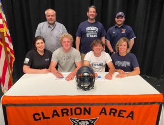 Ethan Burford And Cutter Boggess To Continue Football And Academic Careers At Westminster