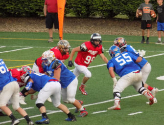 South Downs North 14-12 In 6th Annual Frank Varischetti All-Star Football Game