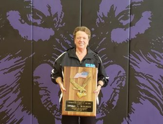 """Bonnie Wolbert – District Nine Sports Icon… Or As She Would Say """"I'm Just Bonnie"""""""