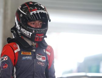 Hunter Yeany Moves Up To Formula 3, Competed At Famed Circuit De Spa-Fancorchamps In Belgium And Makes The Podium