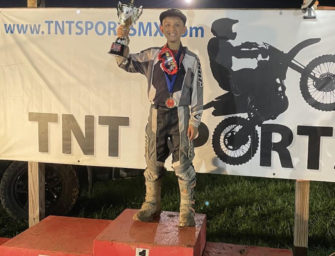 Blaise Fleisher Has Great ATV Motocross Season, Claims Third Straight McElwain's Gold Cup Summer Series