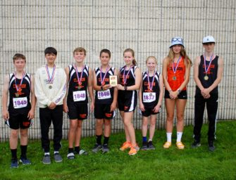 Cross Country: Bobcats Leave a Mark at The Bradford Invitational