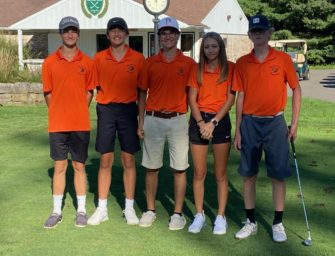 Bobcat Golfers Have Solid Showing In Midwest Prep Classic