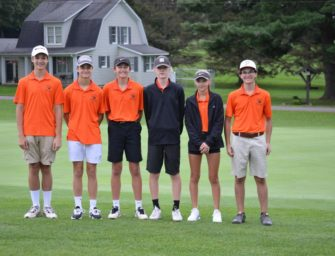 Undefeated Bobcat Golfers Win Seventh KSAC Mega Match